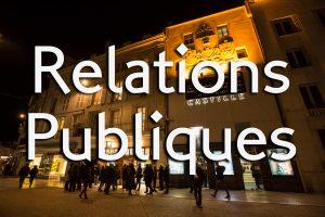 Relations publiques-Cp