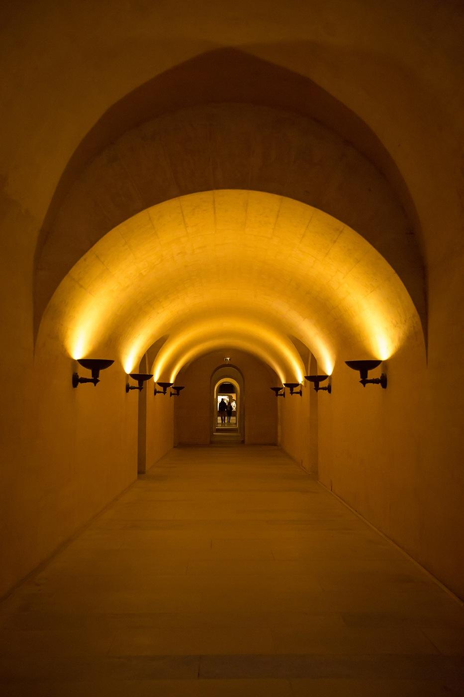 Panthéon (crypte - couloir)