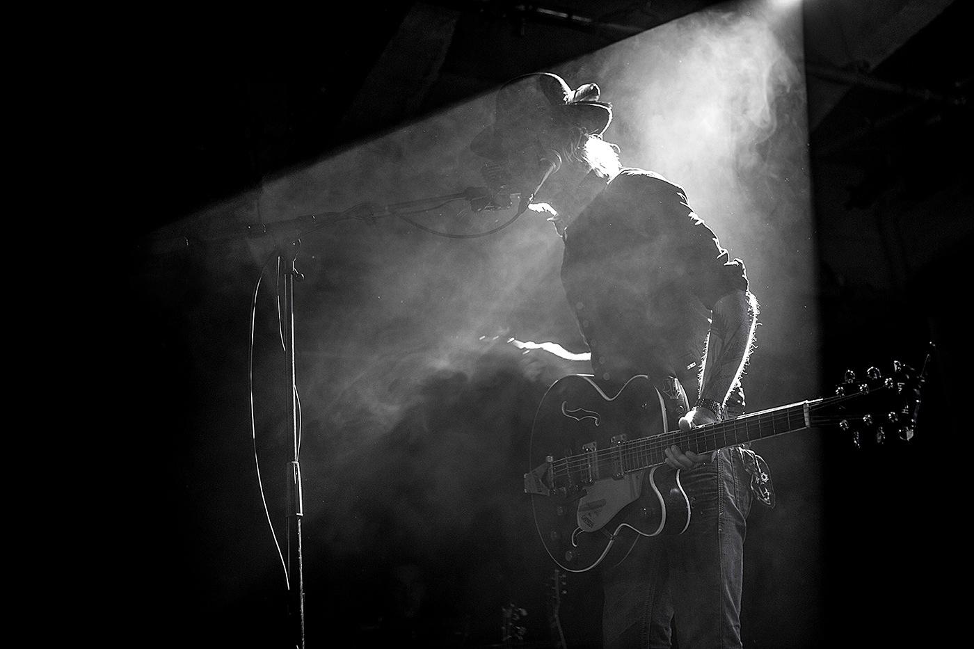 David Eugene Edwards (N&B, projecteur), Wovenhand - Les nuits de l'Alligator