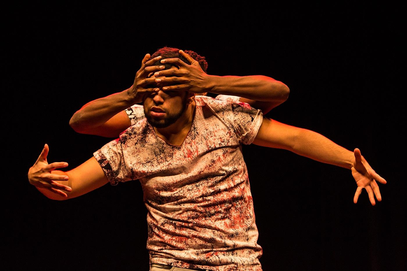 Danseurs visage caché DATC