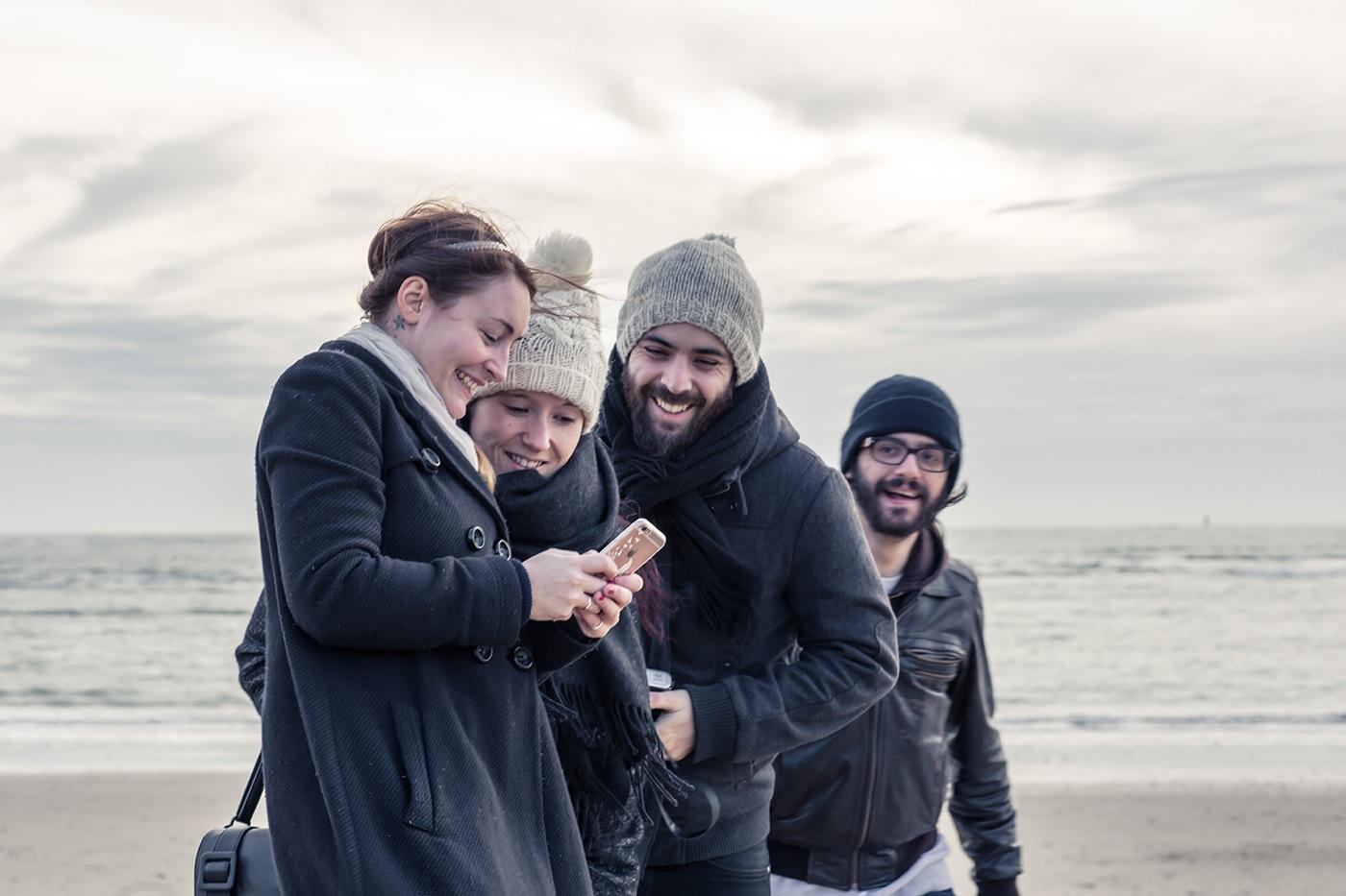 Parigots, plage de la Couarde