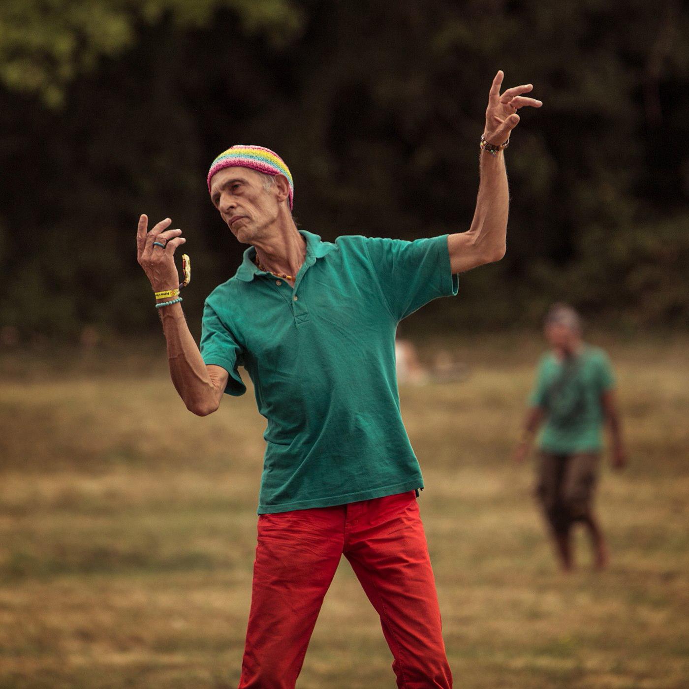 Danseur bonnet carré