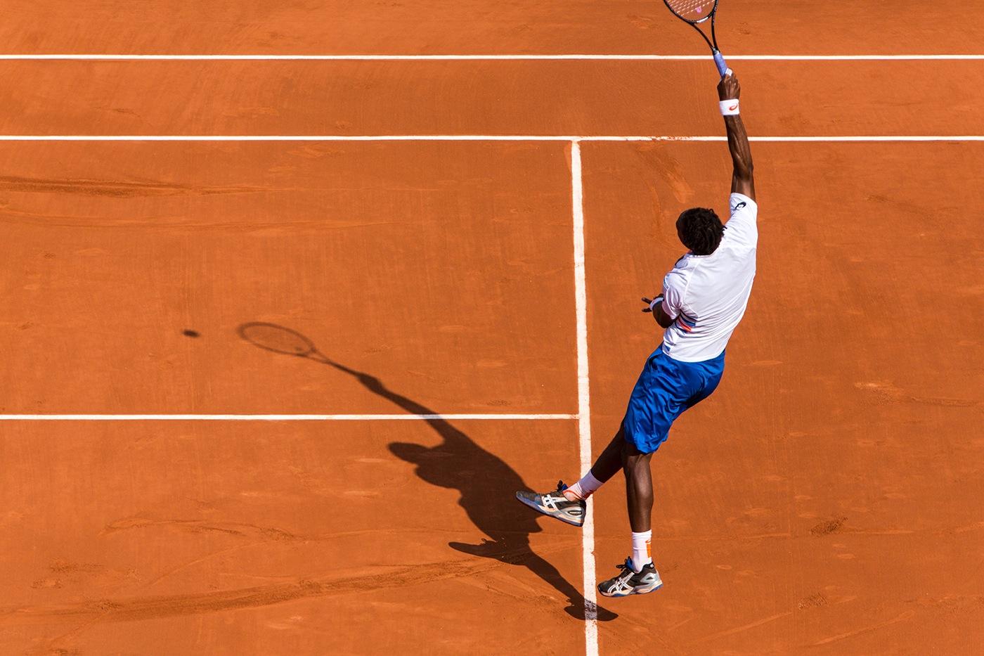 Gaël Monfils - Roland Garros 2014