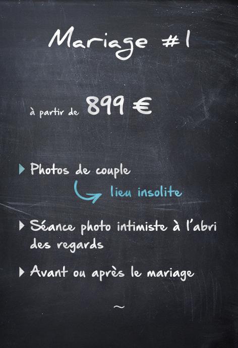 Mariage # 1