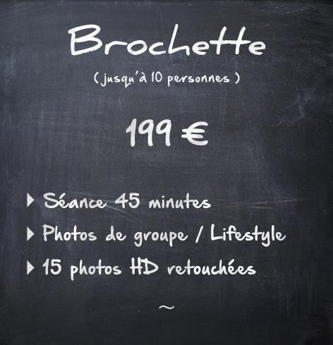Brochette 2