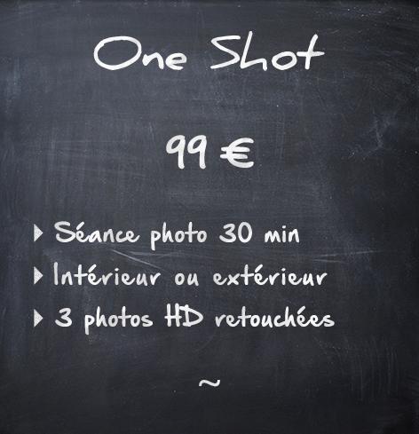 One shot b