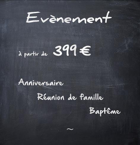 Famille Evènement