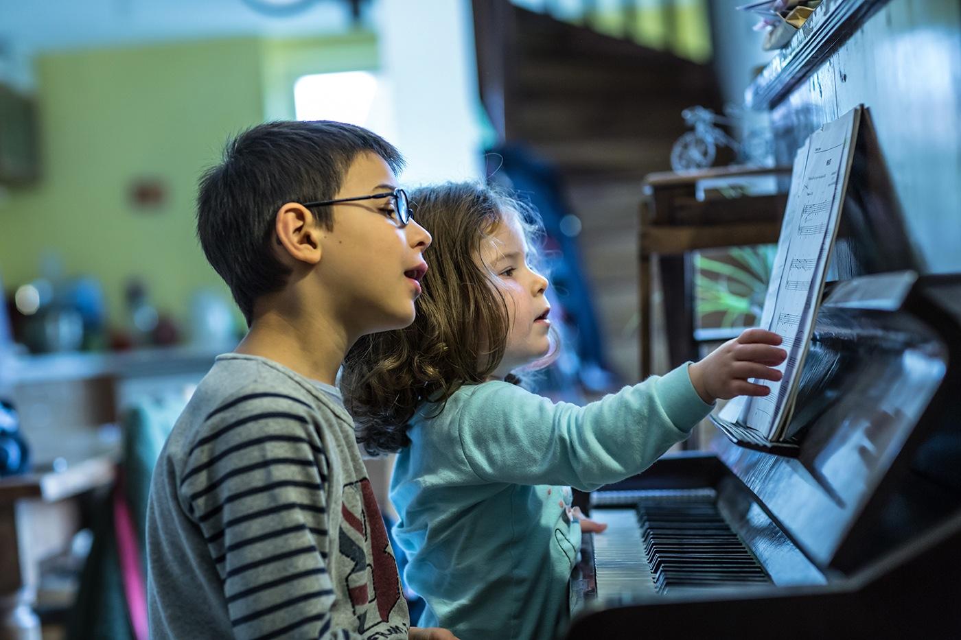Augustin & Elise Piano