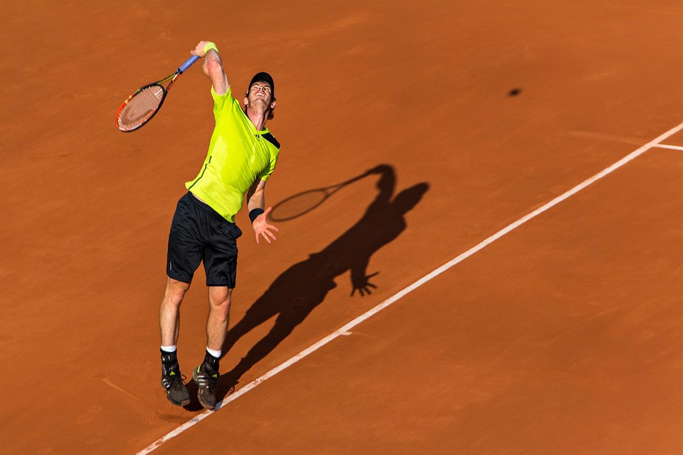 Andy Murray - Roland Garros 2014